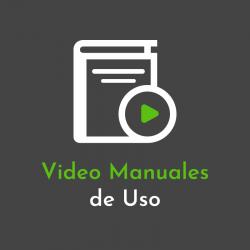Video Manuales de uso
